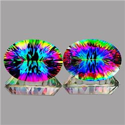 Natural Mystic Topaz 19.25 Cararts - IF