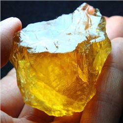 Natural Citrine Gemstone Rough 323.25 carats