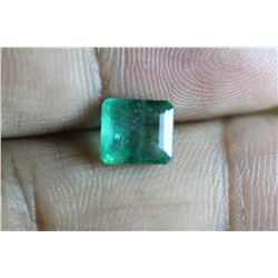 Natural Emerald 2.18 Carats - no Treatment