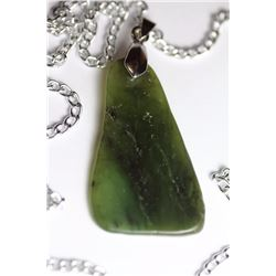 Natural Jade Pendant/Necklace