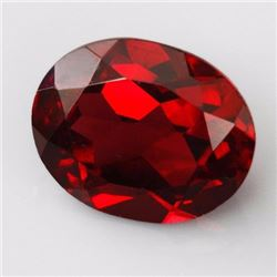 Natural Red Garnet 3.03 Carats - no Treatment