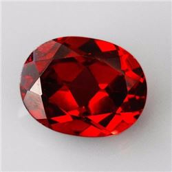 Natural Red Garnet 3.07 Carats - no Treatment