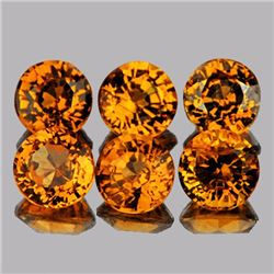 Natural Golden Yellow Mali Garnet 4.50 mm - VVS