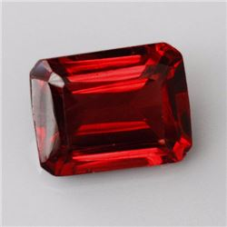 Natural Red Garnet 2.94 Carats - no Treatment