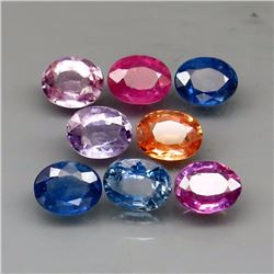 Natural Fancy Color Sapphire 3.70 Ct.