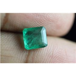 Natural Emerald 1.985 Carats - no Treatment