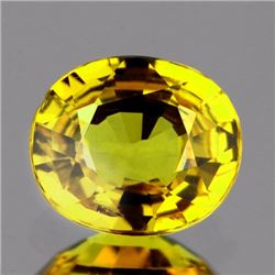 Natural Yellow Sapphire 1.45 cts - VS