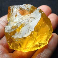 Natural Citrine Gemstone Rough 334.50 carats