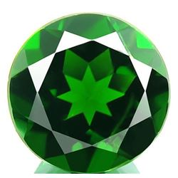Natural Green Chrome Diopside 2.96 Carats - VVS