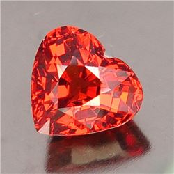 Natural Heart Spessartite 2.31 ct - VVS