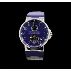 Ulysse Nardin Maxi Marine Chronometer Watch