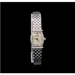 Audemars Piguet 18KT White Gold Diamond Carnegie Watch