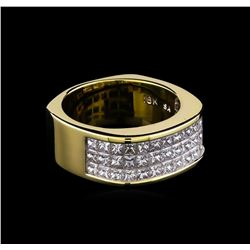 3.00 ctw Diamond Ring - 18KT Yellow Gold