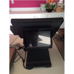 Sentel Systems POS Terminal with Cash Drawer & Receipt Printer