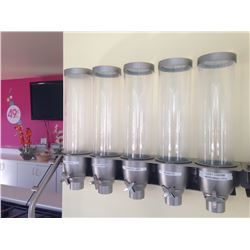 Cereal Dispenser Wall mount (5)