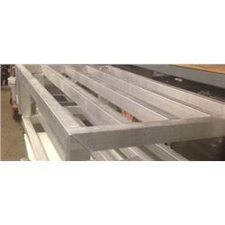 Aluminum Dunnage Rack 48 in.