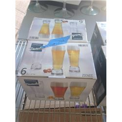 BEER GLASS 12 OZ - 1 DZ IN BOXES
