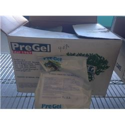 GREEN TEA POWDER  - CASE OF PREGEL