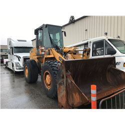 1998 CASE MODEL 621B ARTICULATING LOADER SERIAL JEE0056310 14,042 HOURS