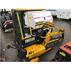 AFT45 3 POINT HITCH TRENCHER