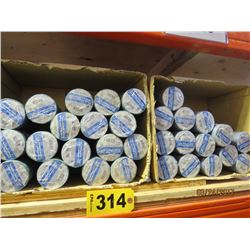 Boxes of Colored Electrcial Tape