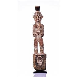 Rare African Igbo (Ibo) Altar Shrine Mount