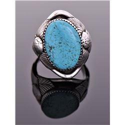 Charles Hannaweeke, Zuni South West Turquoise