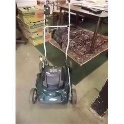 "MOWER - ELECTRIC 18"" 2 IN 1"