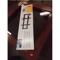 "INSIGNIA TV WALL MOUNT - 13-32""  - AS NEW"