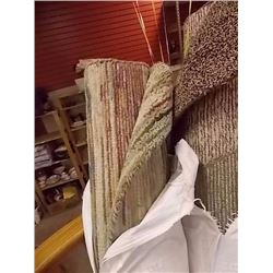 AREA CARPET - NEW COMTEMPORARY STRIPED CARPET -5X8