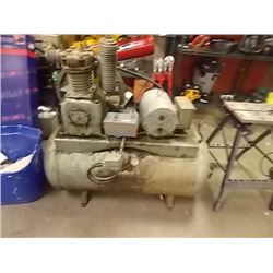 INDUSTRIAL HORIZONTAL AIR COMPRESSOR - GARDNER DENVER