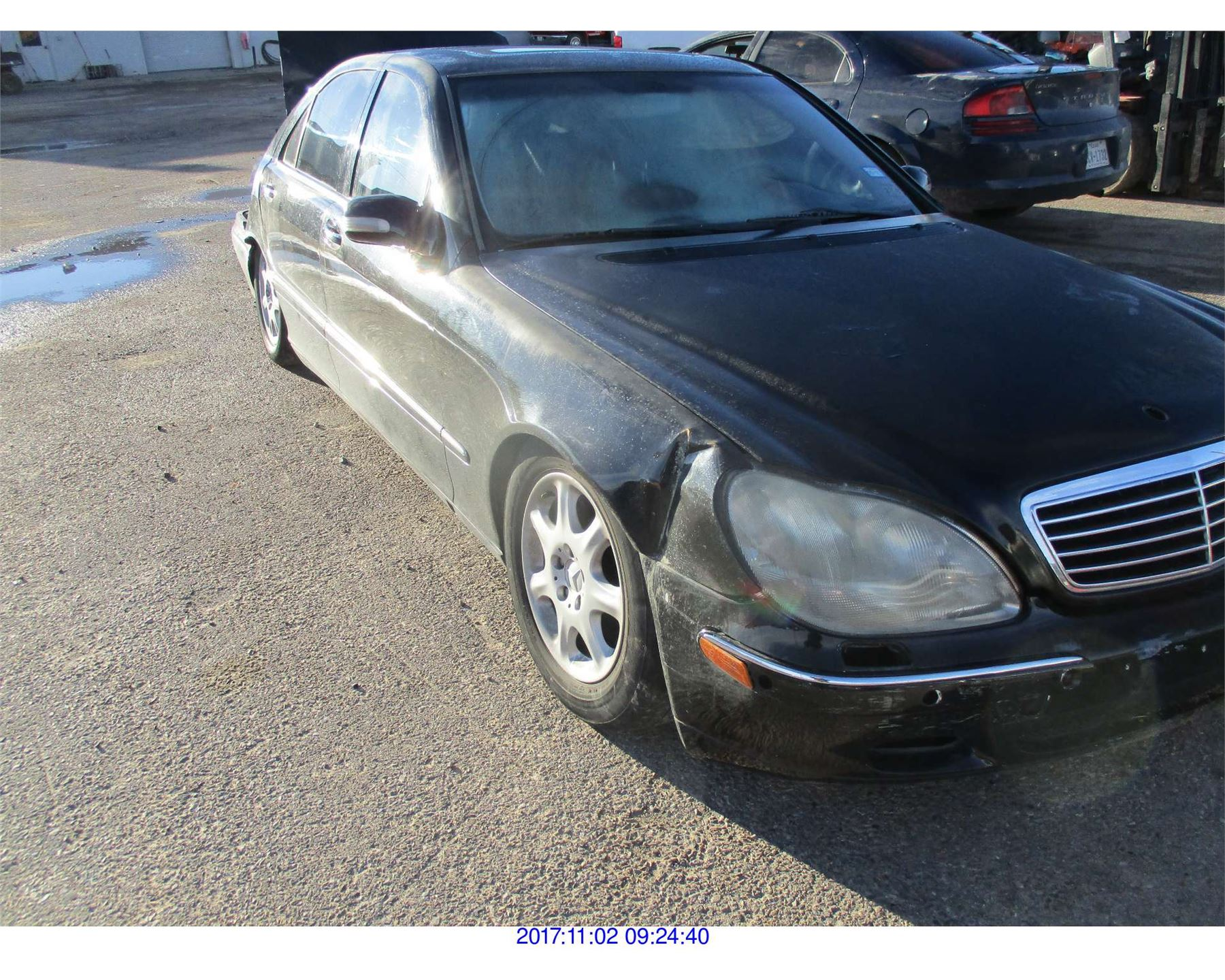 2000 mercedes benz s500 parts only rod robertson