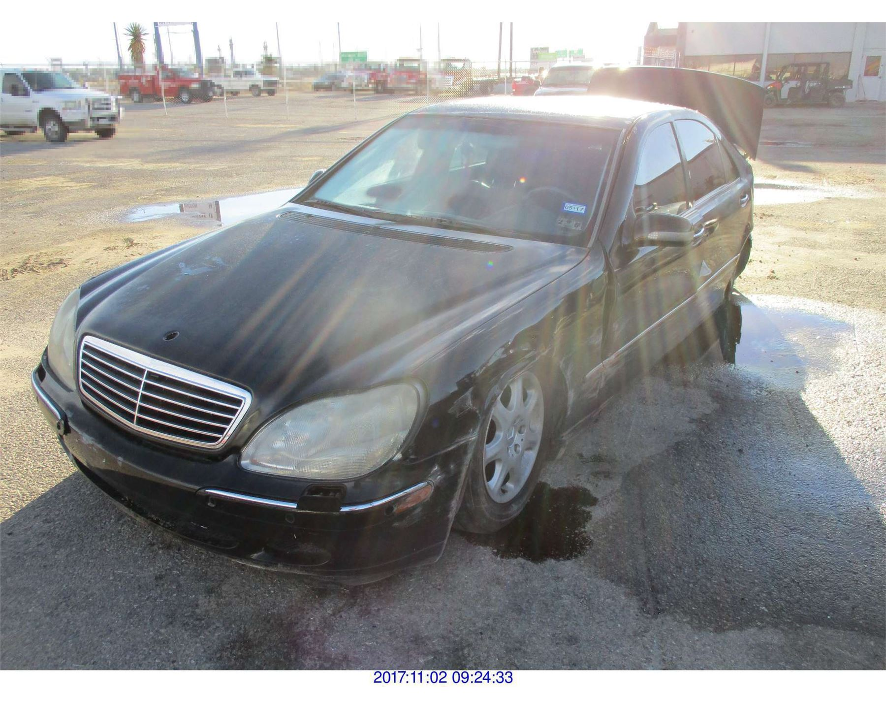 2000 mercedes benz s500 parts only for Mercedes benz s500 parts