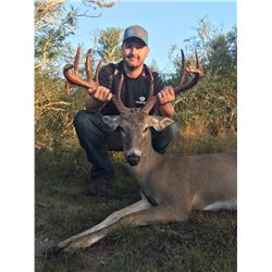 """Two-day trip for one Rocky Mountain cow elk and one whitetail buck up to 140"""" to be split between 2"""