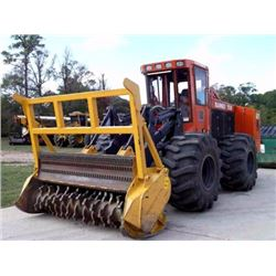 One 8-hour day of land clearing services from All Out Ranch Improvements for anywhere in Texas