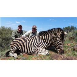 7 day safari for one hunter in the Eastern Cape of South Africa