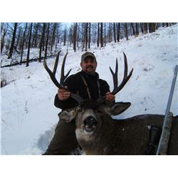 5 - DAY HUNT IN BRITISH COLUMBIA FOR 1 HUNTER