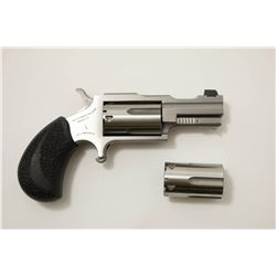 NAA BUG .22 MAG PISTOL WITH PRESENTATION CASE