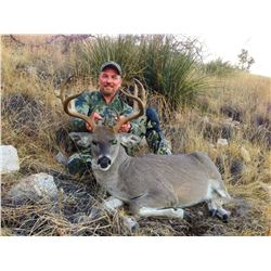 5 - DAY TROPHY ARIZONA COUES DEER HUNT FOR 2 HUNTERS WITH DIAMOND OUTFITTERS OF ARIZONA
