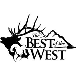 BEST OF THE WEST CARBON MOUNTAIN HUNTER CHAMBERED IN 6.5 PRC TOPPED WITH HUSKEMAW 4-16X42 BLUE DIAMO