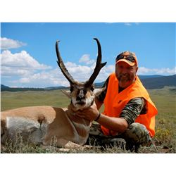 2018 Colorado Statewide Pronghorn License