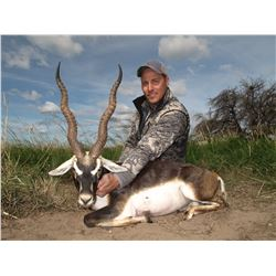 6-Day Fully Guided Blackbuck & Dove Hunt