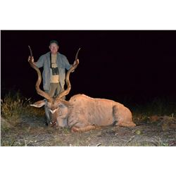 10-Day Plains Game African Hunt for One (1) Hunter