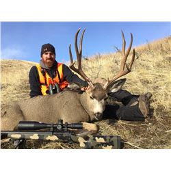 "2018 Montana ""Super Tag"" Statewide Deer"