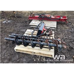 WHEATHEART HYD. AUGER