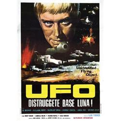 movie poster ufo distruggete base luna