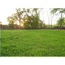 715 West Front Street  Sealy, Texas 77474. .90 Acre Vacant Lot, Commercial or Residential