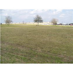 9.982 Acres Adjoining Wal-Mart, 581 Acres Lane, Behind Wal-Mart, City of Sealy, Texas. < 10 acres