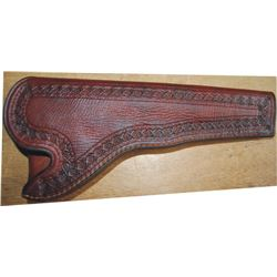 Mano Hanel tooled holster