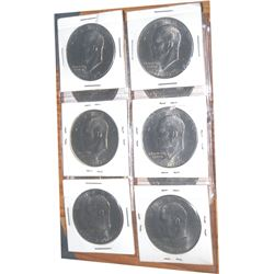 20 Ike silver dollors, sell 20 times the bid